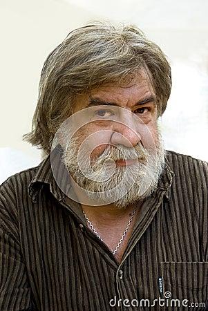 Beardy senior