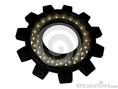 Bearing gear