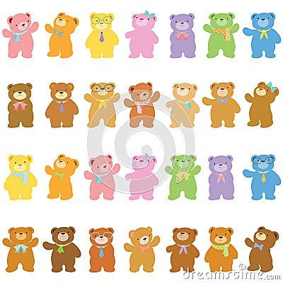 Bears variety acting