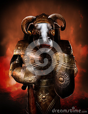 Beast Minotaur