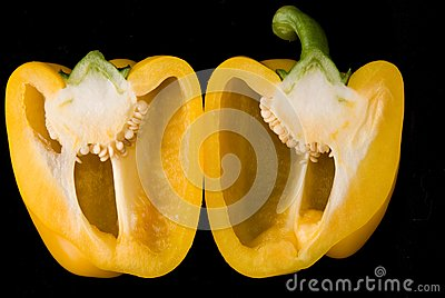 Beatiful dissected Pimiento