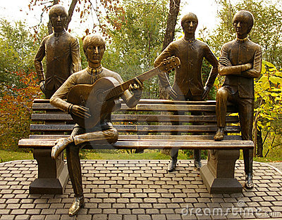 Beatles monument