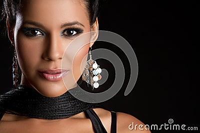 Beautful Latin Woman