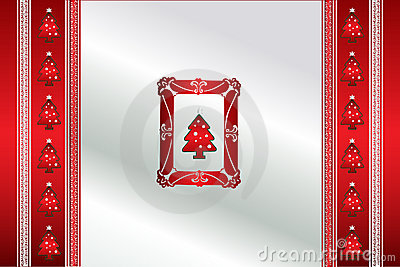 Beautiful abstract Chistmas background