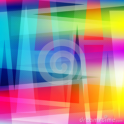 Free Beautiful Abstract Geometric Colorful Background Vector Illustration Royalty Free Stock Photo - 74630615