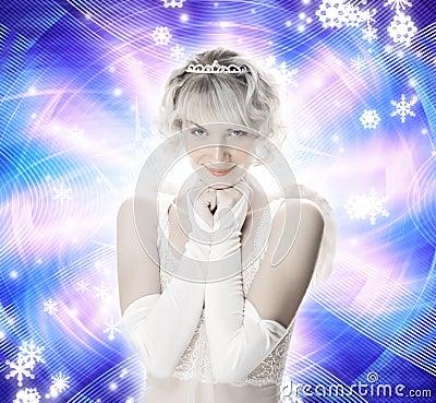 Beautiful Angel girl