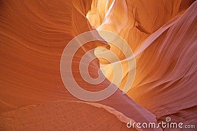 Beautiful Antelope Canyon