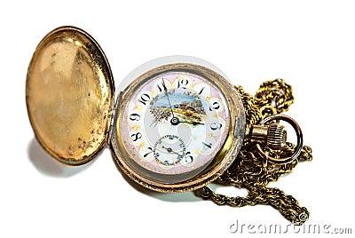 Beautiful Antique Pocket Watch