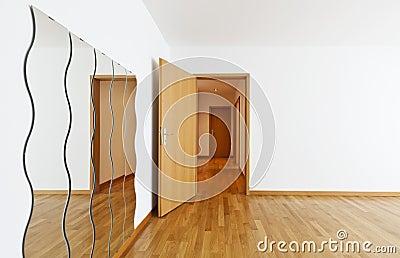 Beautiful apartment, interior,