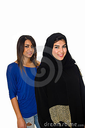 Beautiful Arab Females