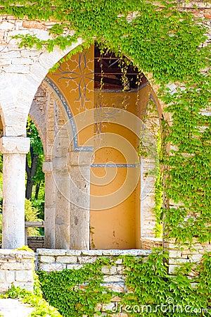 Beautiful arch