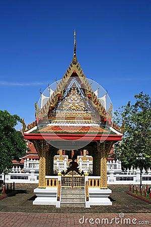 Beautiful Architecture of Thai Temple