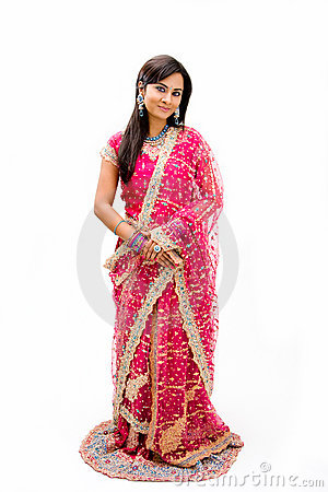 Beautiful Bangali bride