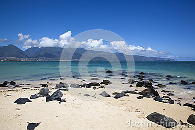 Beautiful Beach on Maui