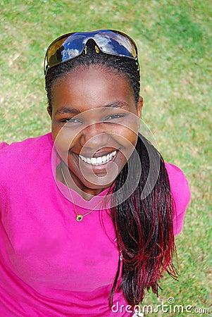 Free Beautiful Black Woman Royalty Free Stock Photo - 7424875