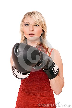 beautiful blond girl boxing gloves young 33689187 Are you able to Find Dark colored Men For the purpose of Marriage?