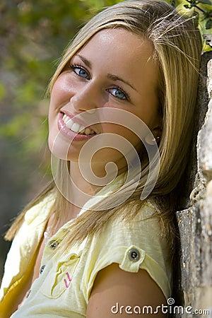 Free Beautiful Blonde Stock Photos - 1225253