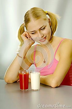 Free Beautiful Blonde Stock Photo - 4181060