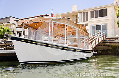 Beautiful boat and home