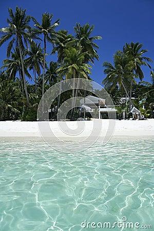 boracay island beach background philippines