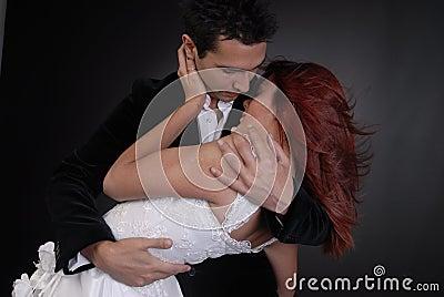 Beautiful bridal protraits