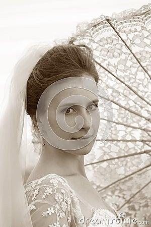 Free Beautiful Bride Stock Photos - 3317923