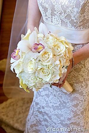Beautiful Bride s Bouquet