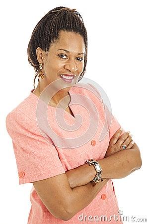 Beautiful businesswoman - Confidence