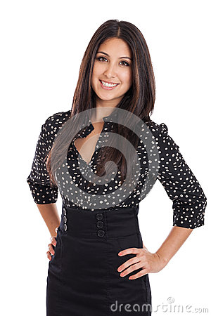 Free Beautiful Businesswoman Portrait Royalty Free Stock Photography - 33421157