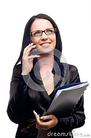 Beautiful businesswomen