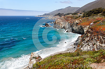 Beautiful California Coast