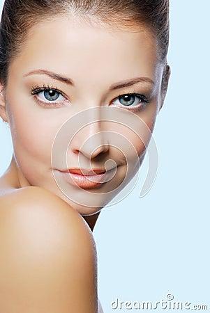 Free Beautiful Caucasian Woman Stock Photography - 7973422