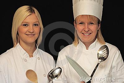 Beautiful Chefs
