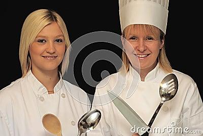 Beautiful Chefs