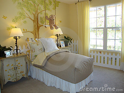 Beautiful Childs Bedroom