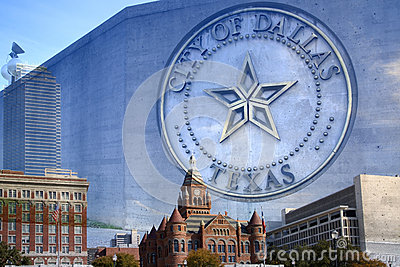 Beautiful city of Dallas Texas