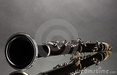 Beautiful clarinet