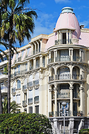 Beautiful classic style apartments in Nice, France