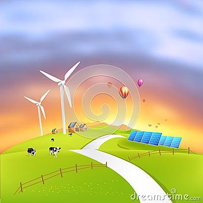 Beautiful Clean Energy