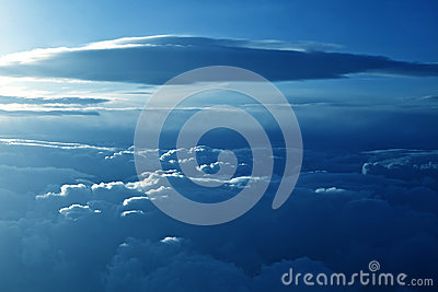 Beautiful Cloudscape