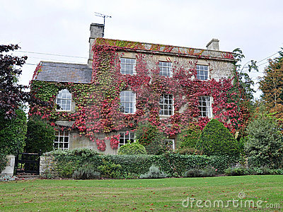 Beautiful Country House and Garden