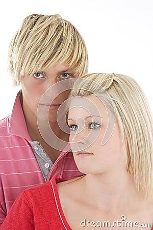 Beautiful couple.