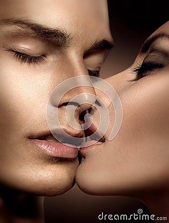 Free Beautiful Couple Stock Image - 43285231