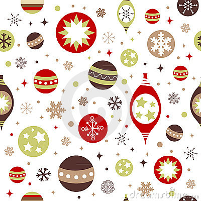 Beautiful design Christmas seamless pattern