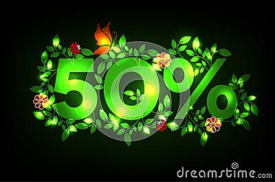 50  discount design