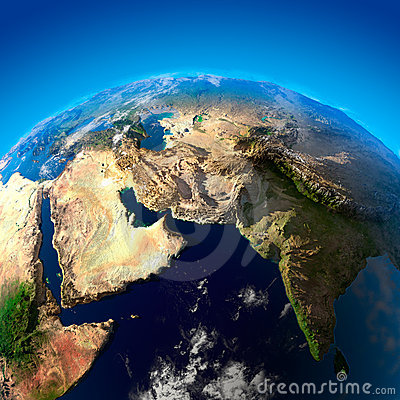 Beautiful Earth - Arabian Peninsula