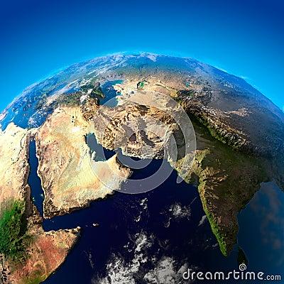 Beautiful Earth - Arabian Peninsula