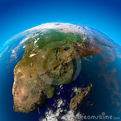 Beautiful Earth - South Africa