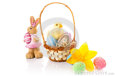 Beautiful Easter decorations