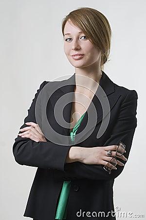Beautiful executive